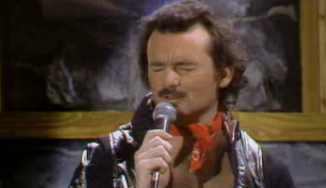 Bill Murray singing Star Wars. LOL | because its awesome ...