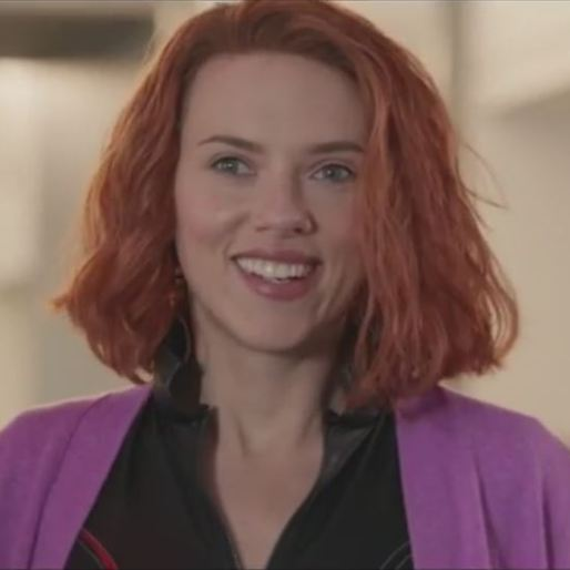 Watch Black Widow's Romantic Comedy From <i>SNL</i>
