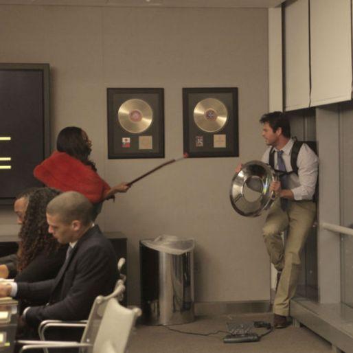 Watch <i>SNL</i>'s Parody of <i>Empire</i>