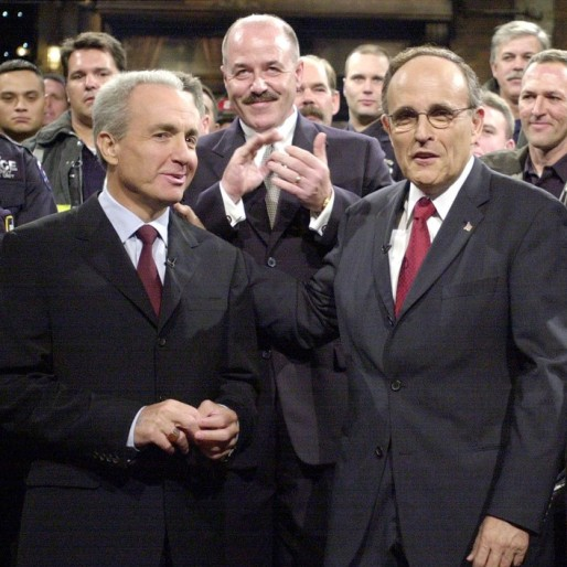 <i>SNL</i> Mocks Rudy Giuliani in <i>Birdman</i> Parody