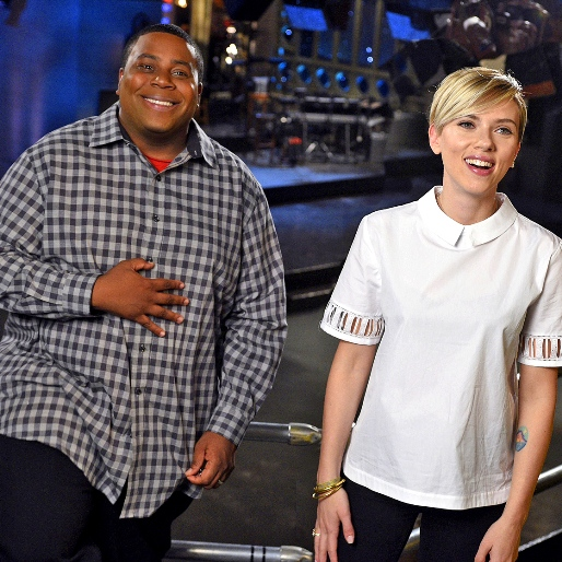 "<i>Saturday Night Live</i> Review: ""Scarlett Johansson/Wiz Khalifa"""