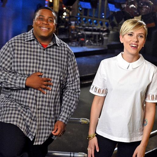 "<i>Saturday Night Live</i> Review: ""Scarlett Johansson/Wiz Khalifa"""