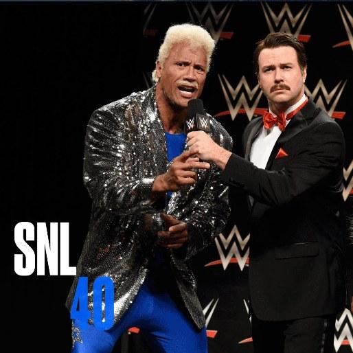 "<i>Saturday Night Live</i> Review: ""Dwayne Johnson/George Ezra"" (Episode 40.16)"