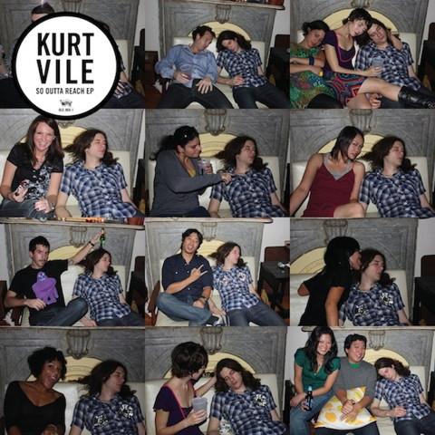 Kurt Vile: <i>So Outta Reach</i>