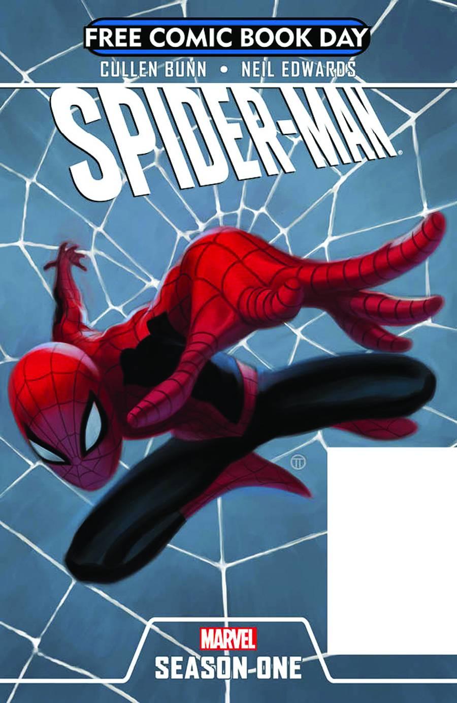 Spiderman cartoon standing - photo#27