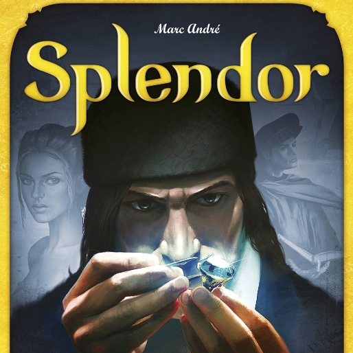 Boardgame Review: <em>Splendor</em>
