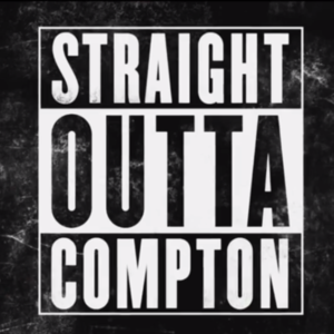 <i>Straight Outta Compton</i> Movie Releases N.W.A. Character Posters