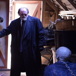 "<em>The Strain</em>: ""Runaways"""