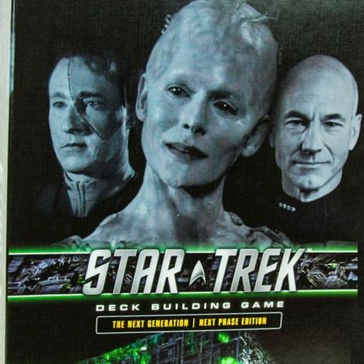 <em>Star Trek: The Next Generation Deck Building Game--Next Phase Edition</em> Review (Board Game)