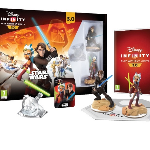 <i>Disney Infinity 3.0</i> Will Feature Star Wars Characters