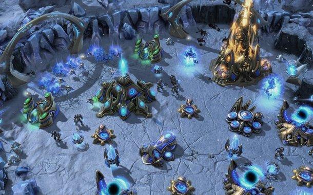 starcraft 2 Jogos para Mac