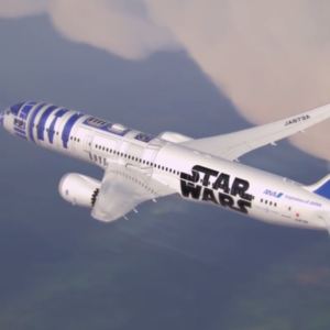 An R2-D2 <i>Star Wars</i> Plane Will Fly the Skies Before the Release of <i>The Force Awakens</i>