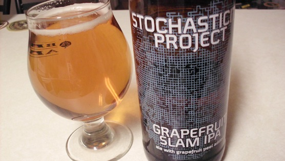 Stochasticity Project Grapefruit Slam IPA Review