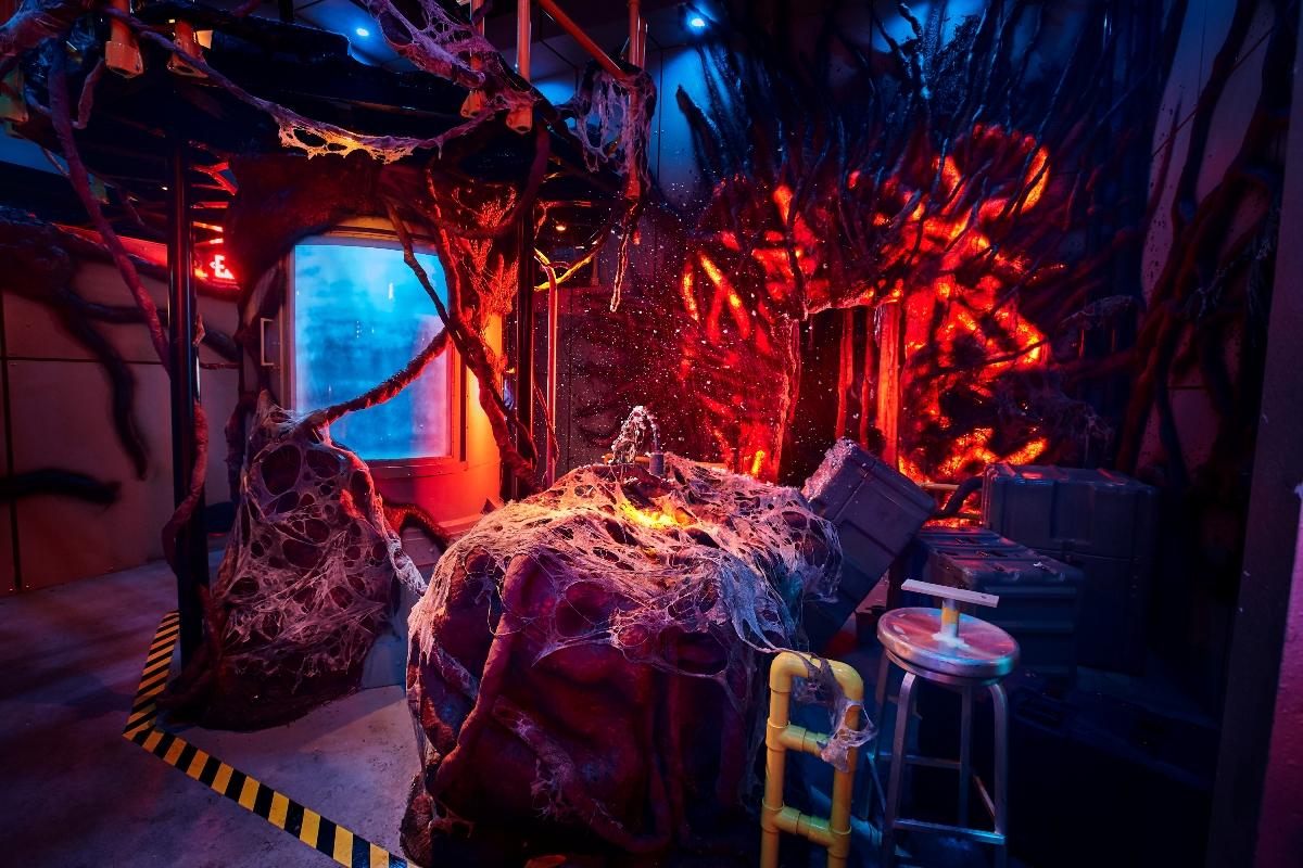Universal S Halloween Horror Nights Brings Stranger Things