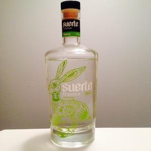 Suerte Tequila Blanco Review