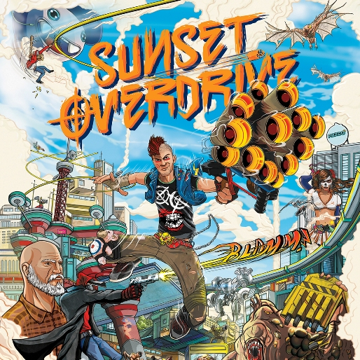 <em>Sunset Overdrive</em> Review: Part Time Punks