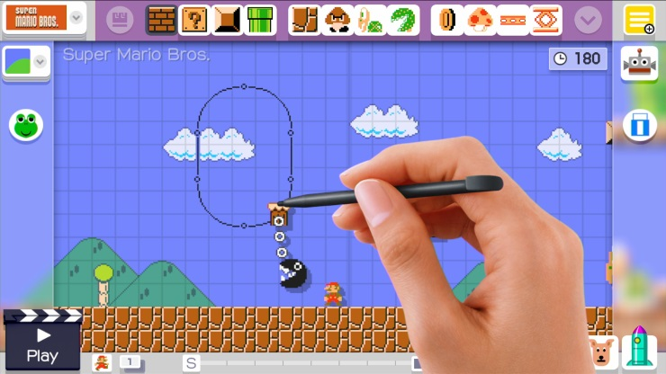 Super Mario Maker: My Own Private Miyamoto :: Games :: Paste