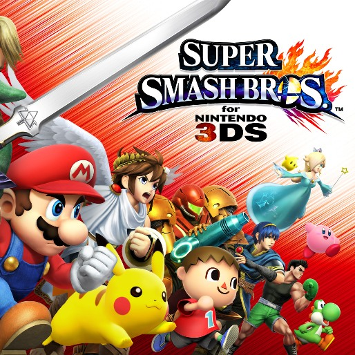 What to Expect From the Super Smash Bros. 3DS Demo