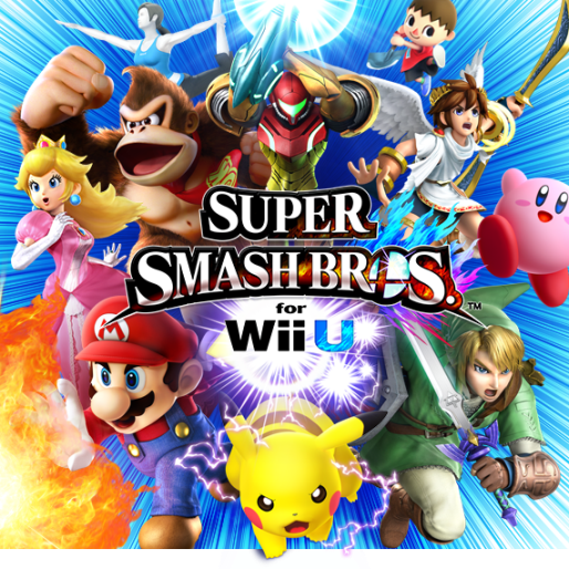 <em>Super Smash Bros. for Wii U</em>: Stimulation Overload