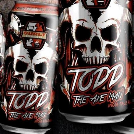 Surly Brewing Co. Todd the Axe Man IPA Review