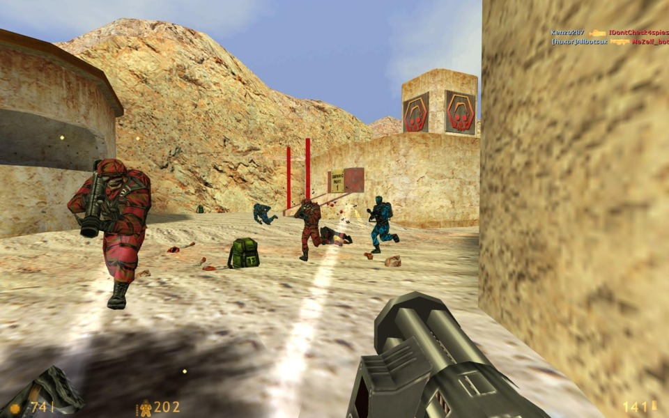 The 50 Best First-Person Shooters of All Time :: Games