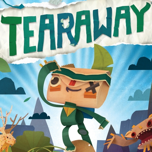<em>Tearaway</em> Review (PS Vita)