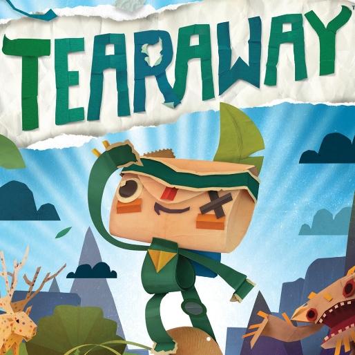 <em>Tearaway</em> Review (PS Vita)