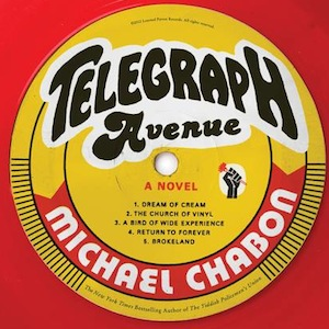 <i>Telegraph Avenue</i> by Michael Chabon