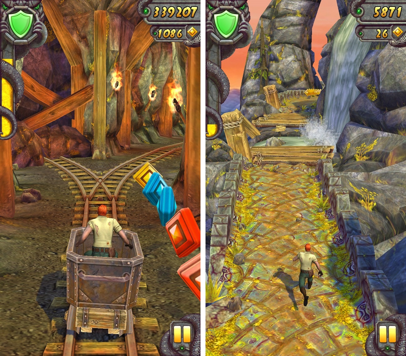 download temple run 2 for my android phone