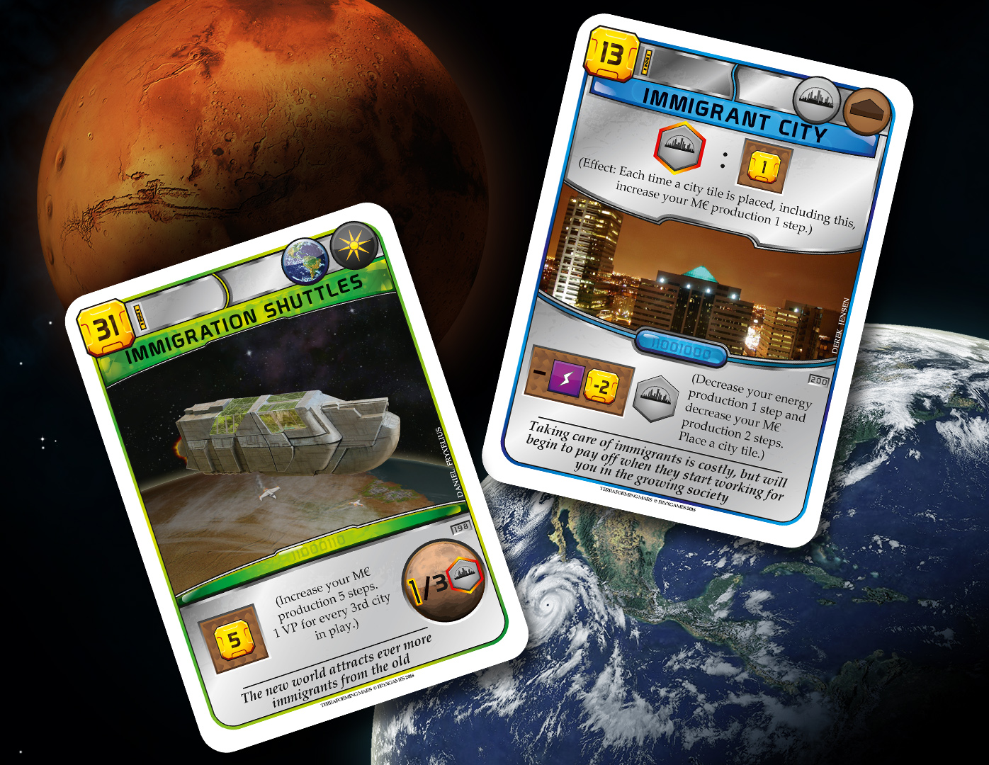 Image result for terraforming mars art