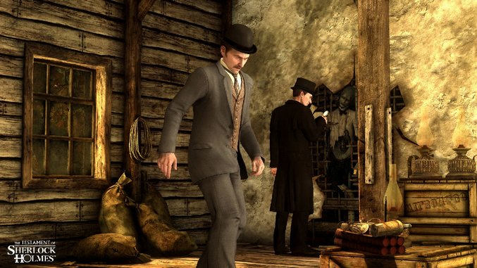 <em>The Testament of Sherlock Holmes</em> Review (Multi-Platform)