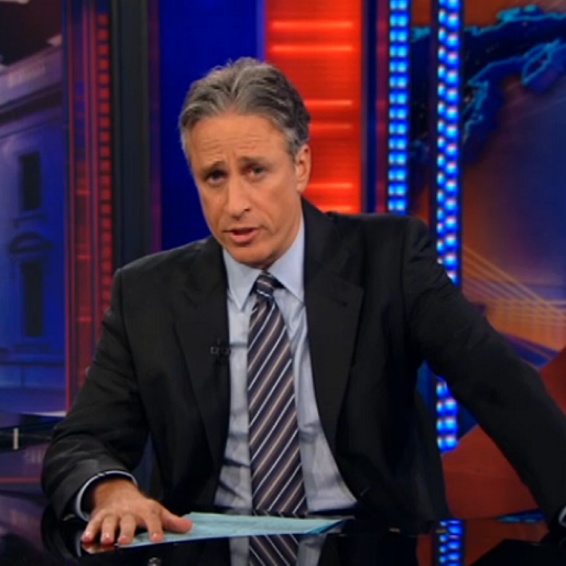The View From Mile 25: A <i>Daily Show</i> Taping in Jon Stewart's Final Year