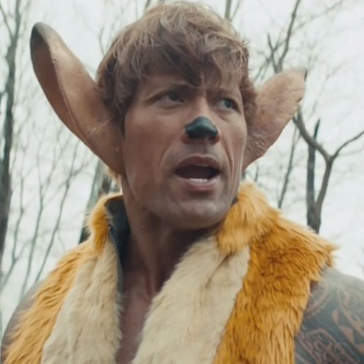 Watch The Rock Play Bambi in a Hilarious SNL Video