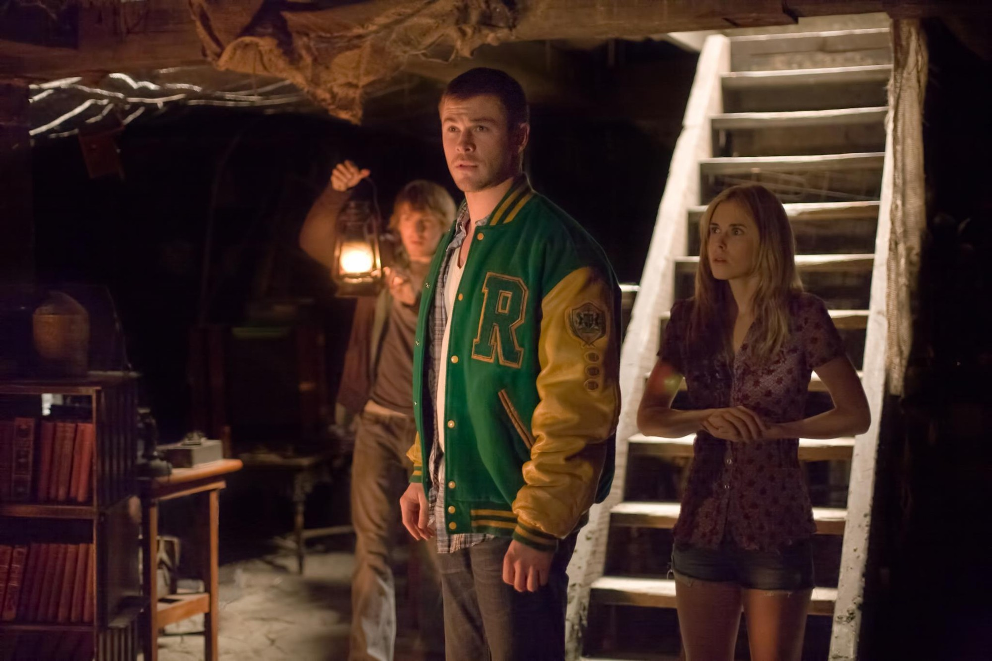 The cabin in the woods03