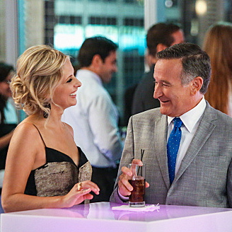 """<i>The Crazy Ones</i> Review: """"Hugging the Now"""" (Episode 1.06)"""