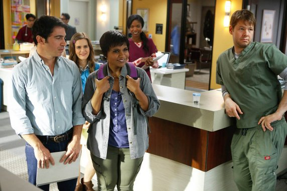 "<i>The Mindy Project</i> Review: ""All My Problems Solved Forever"" (Episode 2.01)"