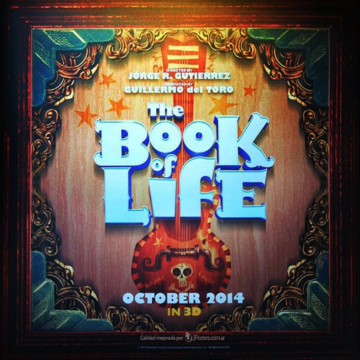 Watch the First Trailer for the Guillermo Del Toro-Produced Animated Film <i>The Book of Life</i>