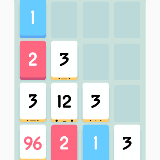 Mobile Game of the Week: <i>Threes</i> (iOS)