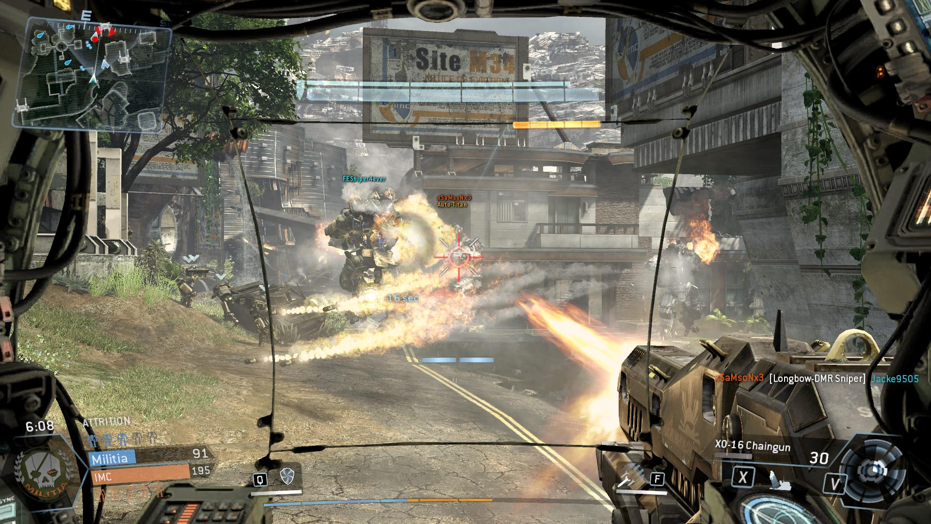 titanfall review xbox one 360 pc games reviews
