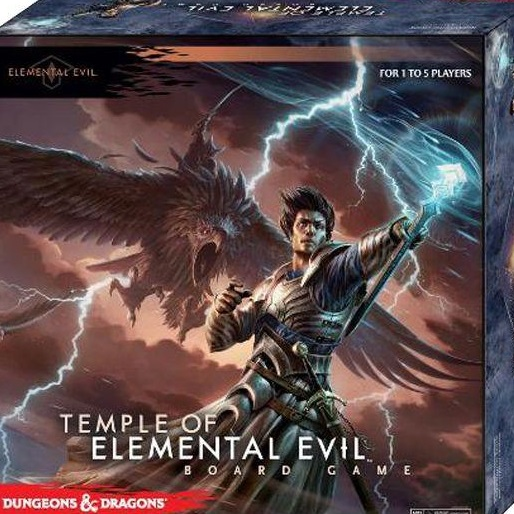 <em>Temple of Elemental Evil</em> Boardgame Review