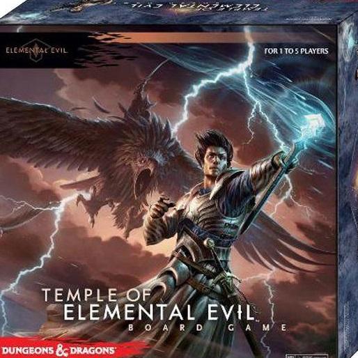 <em>Temple of Elemental Evil</em> Boardgame Review