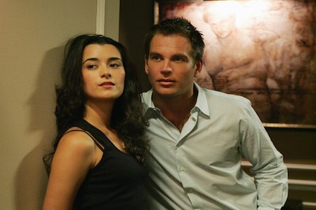 Tony DiNozzo and Ziva David, NCIS