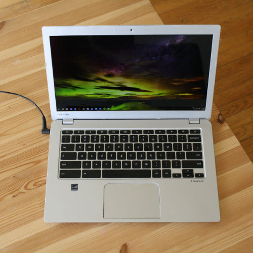Toshiba Chromebook 2 Review: The Best Cheap Laptop You Can Buy