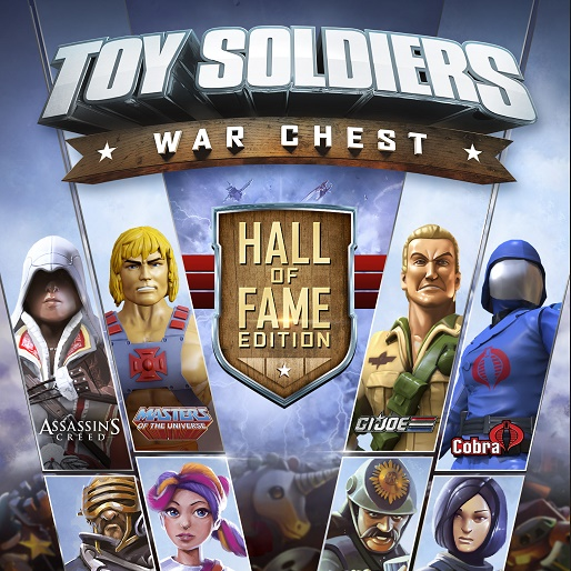 <i>Toy Soldiers: War Chest</i> Review: Slog of War