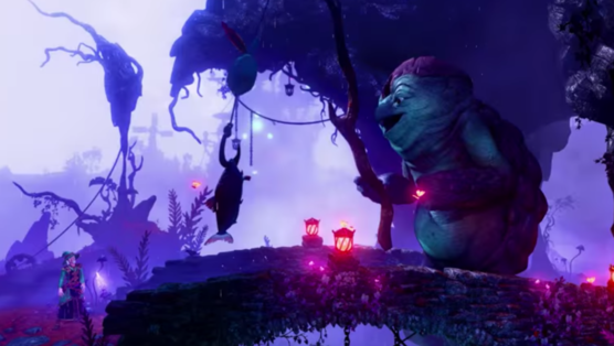 Watch the Trailer for <i>Trine: The Artifacts of Power</i>
