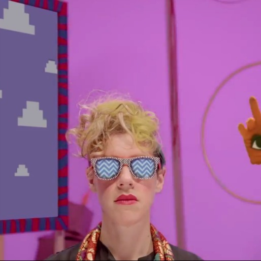 "tUnE-yArDs Call on Pee Wee's Playhouse for Inspiration for ""Water Fountain"" Video"