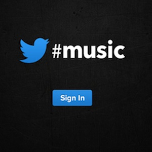 Twitter #music