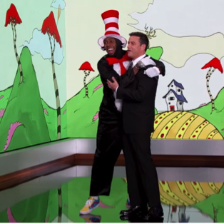Tyler, The Creator Raps Seuss, The Doctor