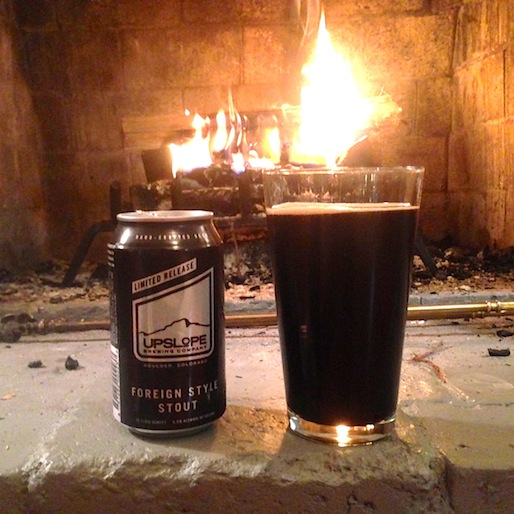 Upslope Foreign Style Stout Review