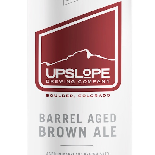 Upslope Barrel Aged Brown Ale Review